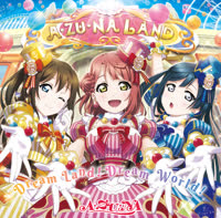 A・ZU・NA - Dream Land!Dream World!.webm
