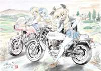 kubota-shinji-Girls-und-Panzer-Anime-akiyama-yukari-4627968.jpeg