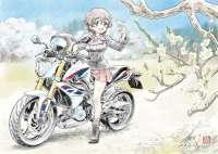 kubota-shinji-Girls-und-Panzer-Anime-akiyama-yukari-4627974.jpeg
