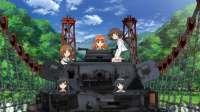 [Yousei-raws] Girls und Panzer 03 [BDrip 1920x1080 x264 FLA[...].jpg