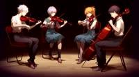 Kanon D-dur (Quartet) by Shiro SAGISU - EVANGELION- DEATH O[...].webm