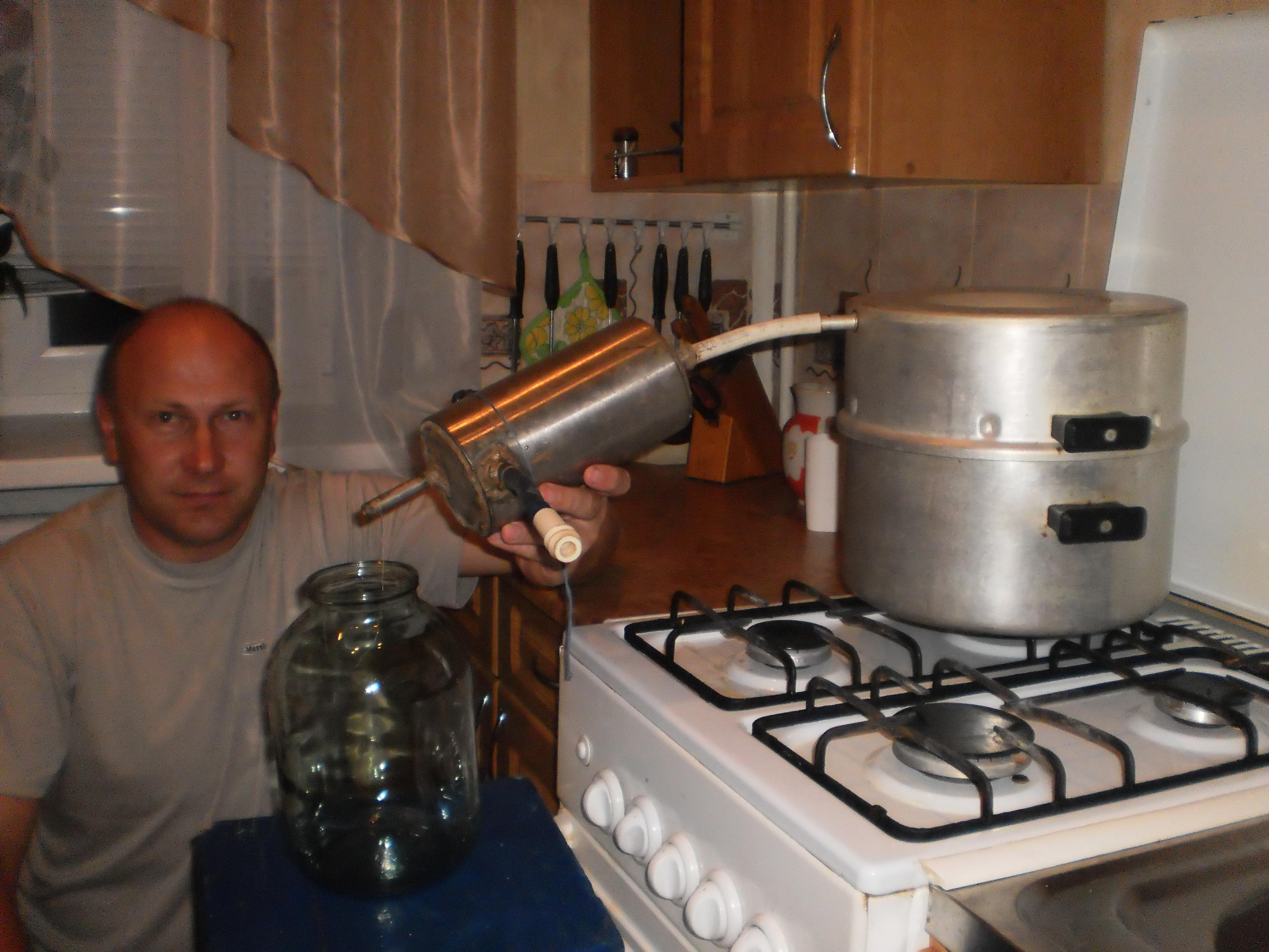 видео изготовления самогонного аппарата