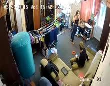 Порно записи c камер видеонаблюдения