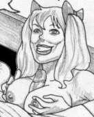 Порно комикс про рост груди 8muses фото