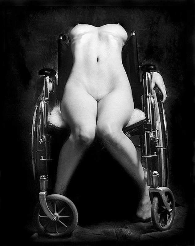 Hot girl masturbates on wheelchair gf revenge