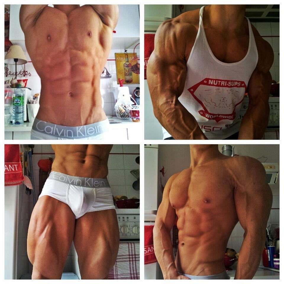 Что есть в домашних условиях чтобы росли мышцы