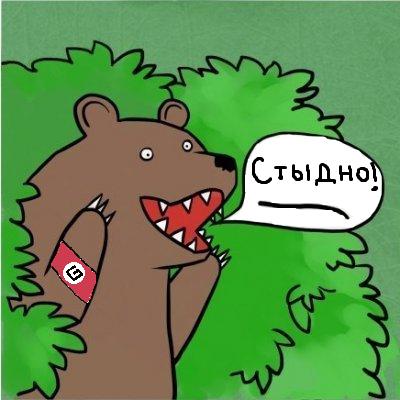 Фото медведя шлюха