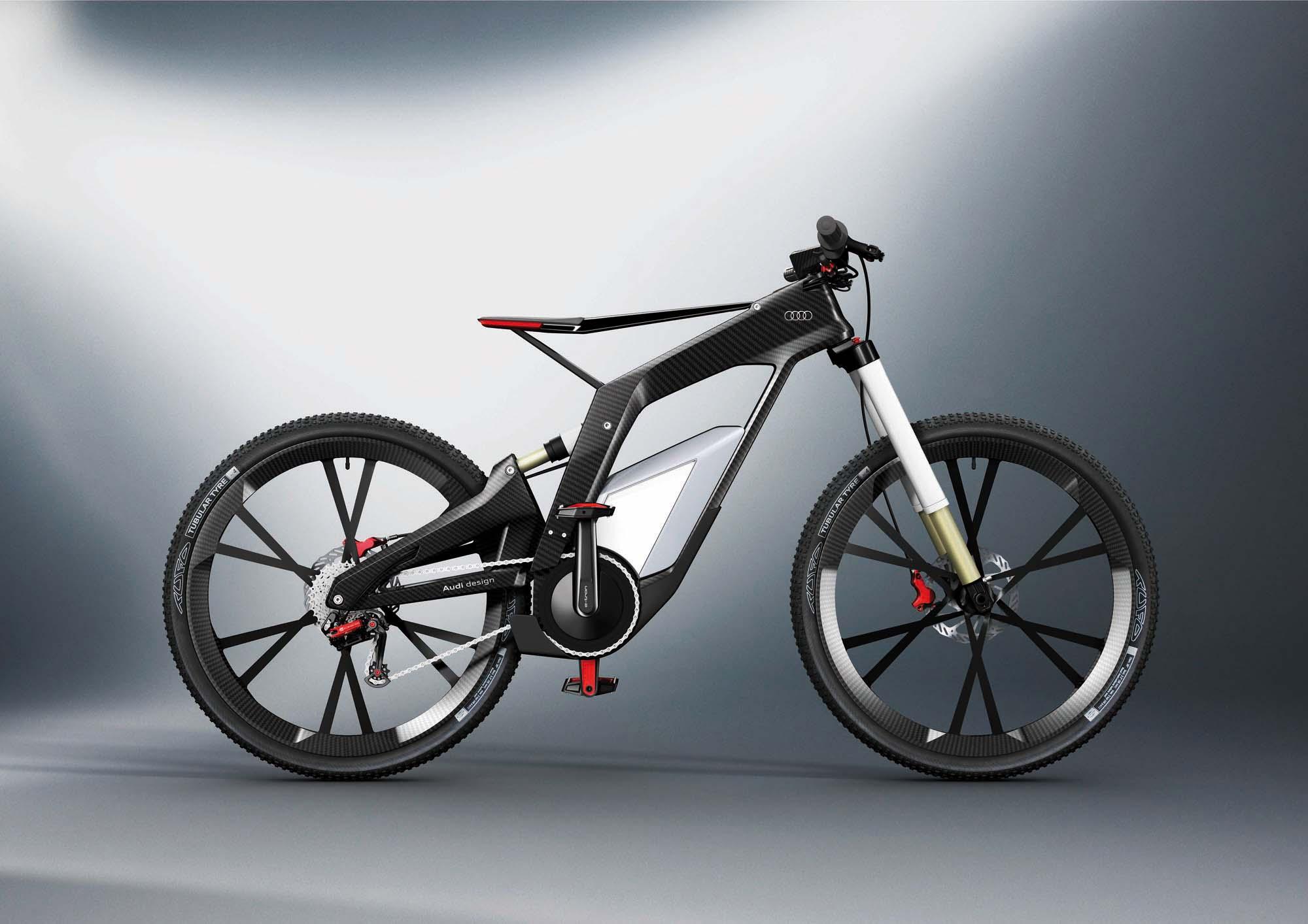 e-bike audi купить в спб