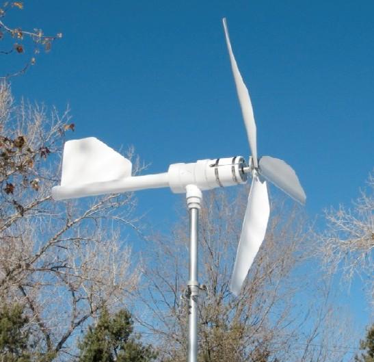 Как сделать ветряной электростанции