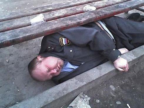 если пьяным поймали на работе что ждет при зачистке