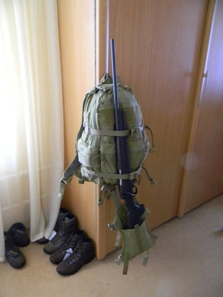 Рюкзак на охоту своими руками