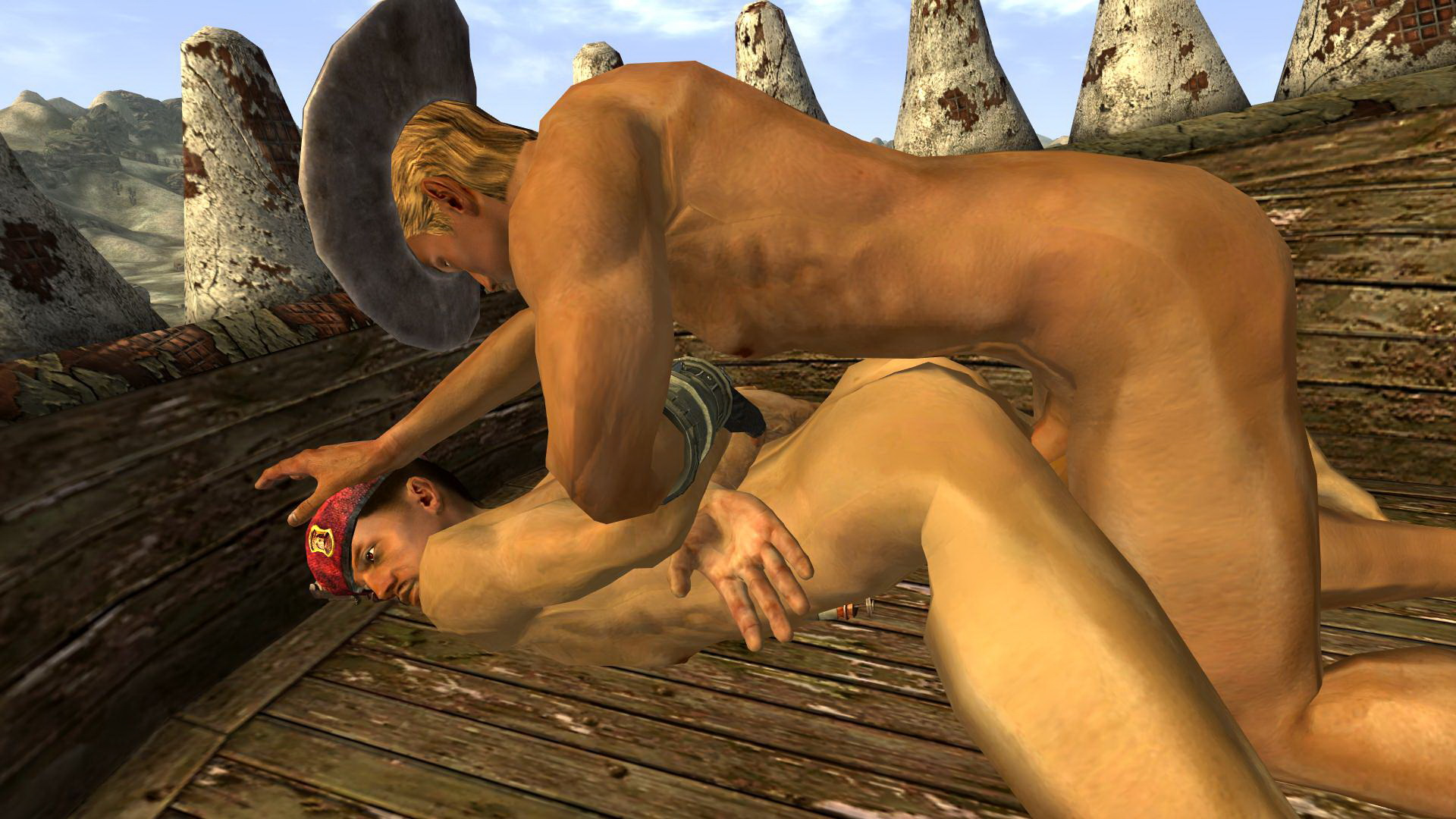 New vegas sex mods adult photos