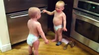 Talking Twin Babies - PART 2 - OFFICIAL VIDEO.mp4