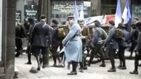 french soldier attack german.webm