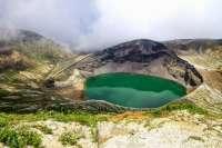 17Okama Crater Lake, Japan.jpg