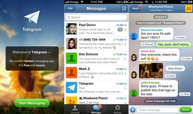 Настроить прокси для Telegram в телефоне- беслатно- Аарон Смит Рус IT новости