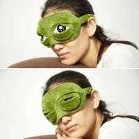 Маска для сна лягушка купить онлайн .jpg