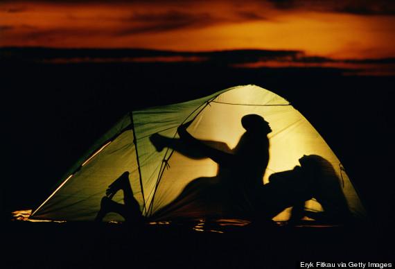 Лизать потом порно видео ночью в палатке хорошего качества