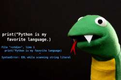 pr/ - Python thread