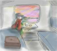 Десу едет в н-поезде.jpeg