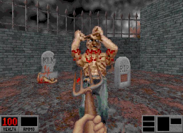 игра Blood 1997 скачать торрент - фото 6