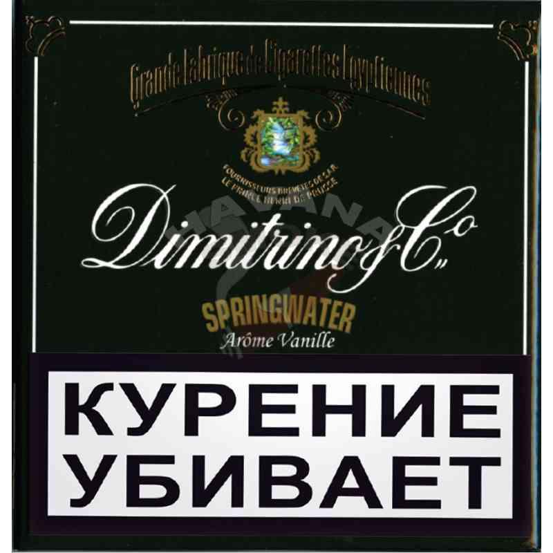 купить сигареты springwater в москве