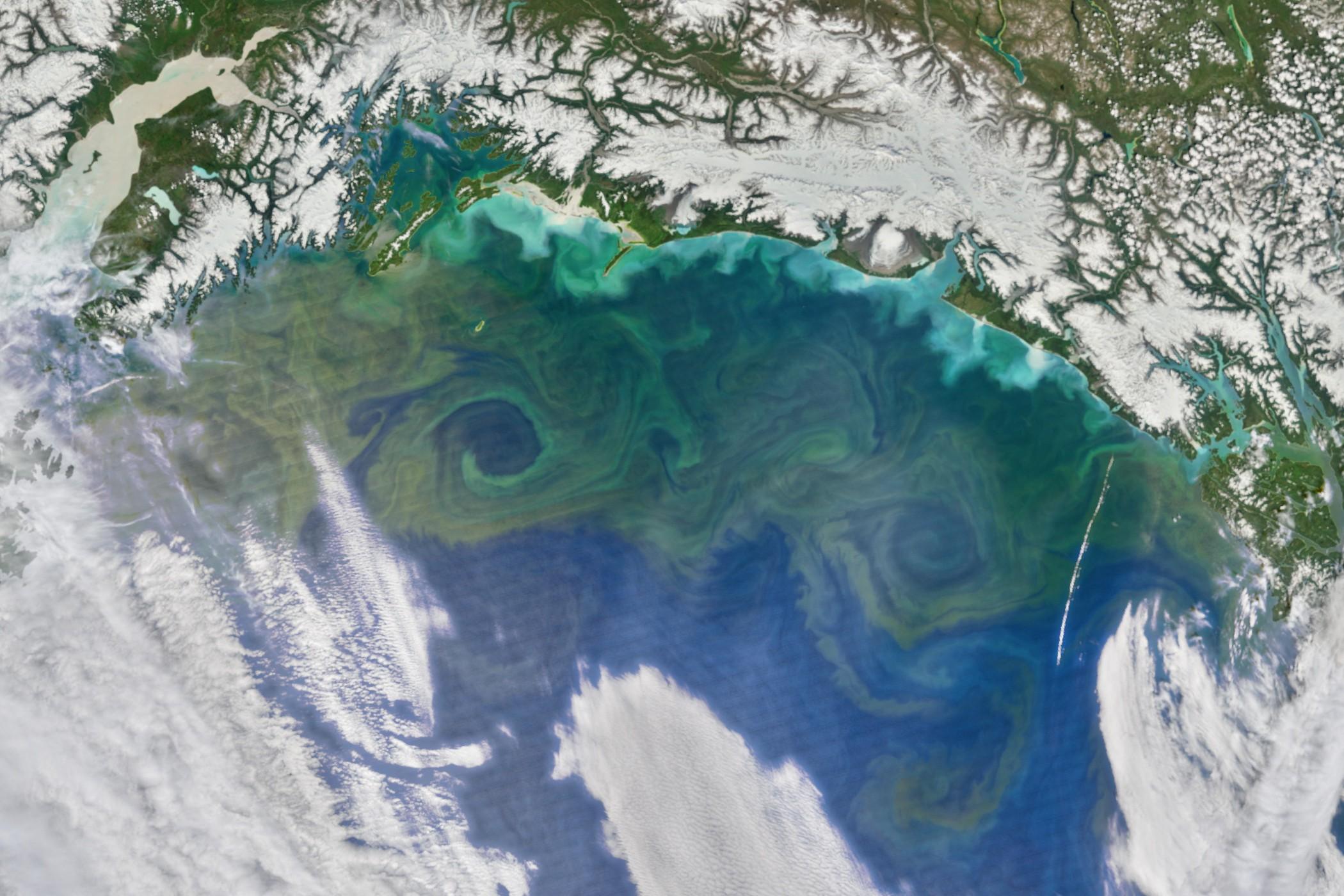 gulf of alaska - HD2100×1400