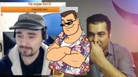 Школа юмора на стриме Майора с Киященко и Бабьяком.mp4