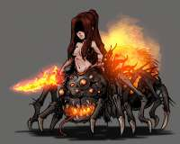Chaos-Witch-Quelaag-DS-персонажи-Dark-Souls-фэндомы-5556099.gif