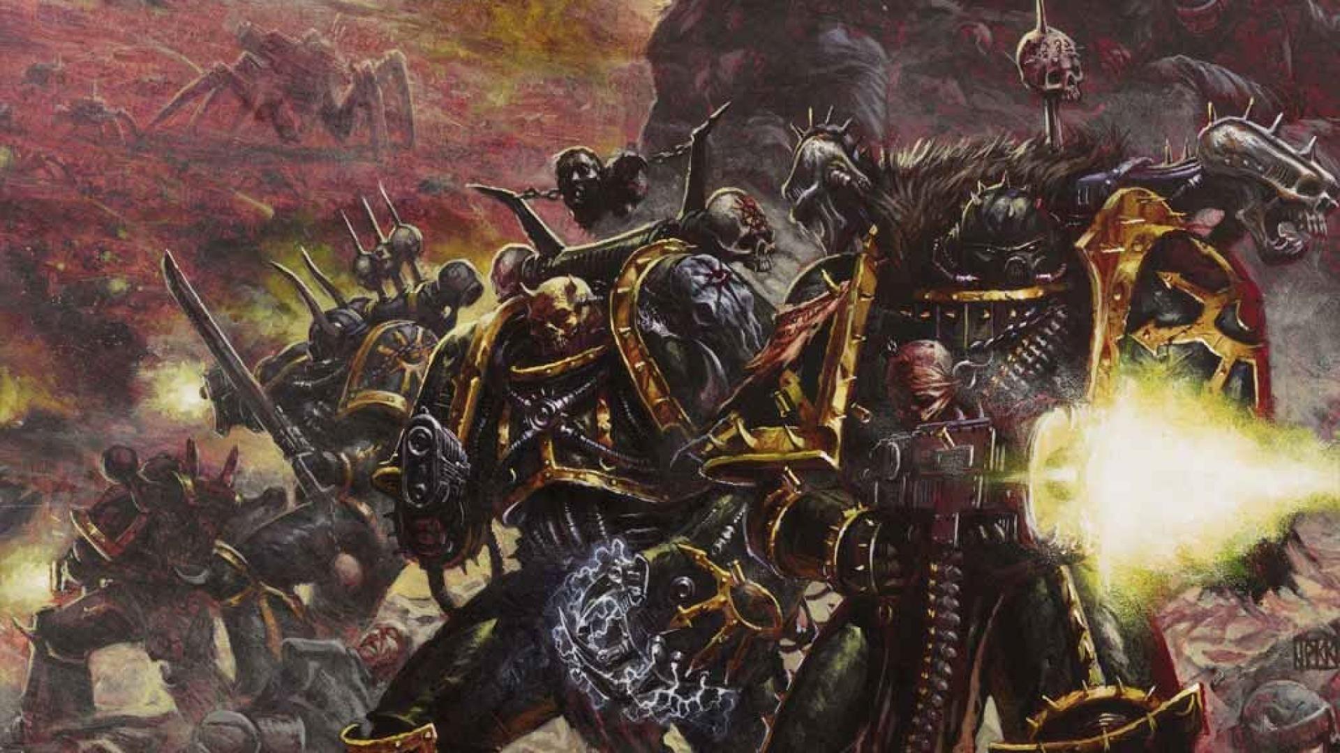Картинки легиона хаоса