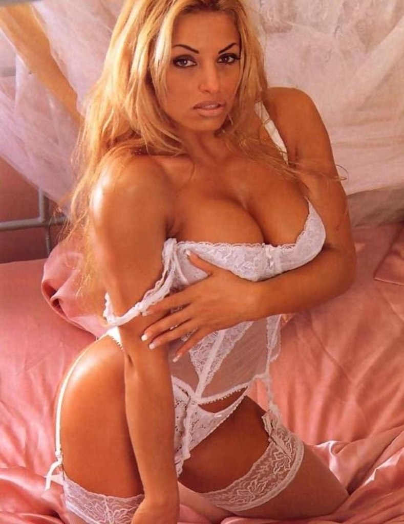 Trish stratus hot tits — 13